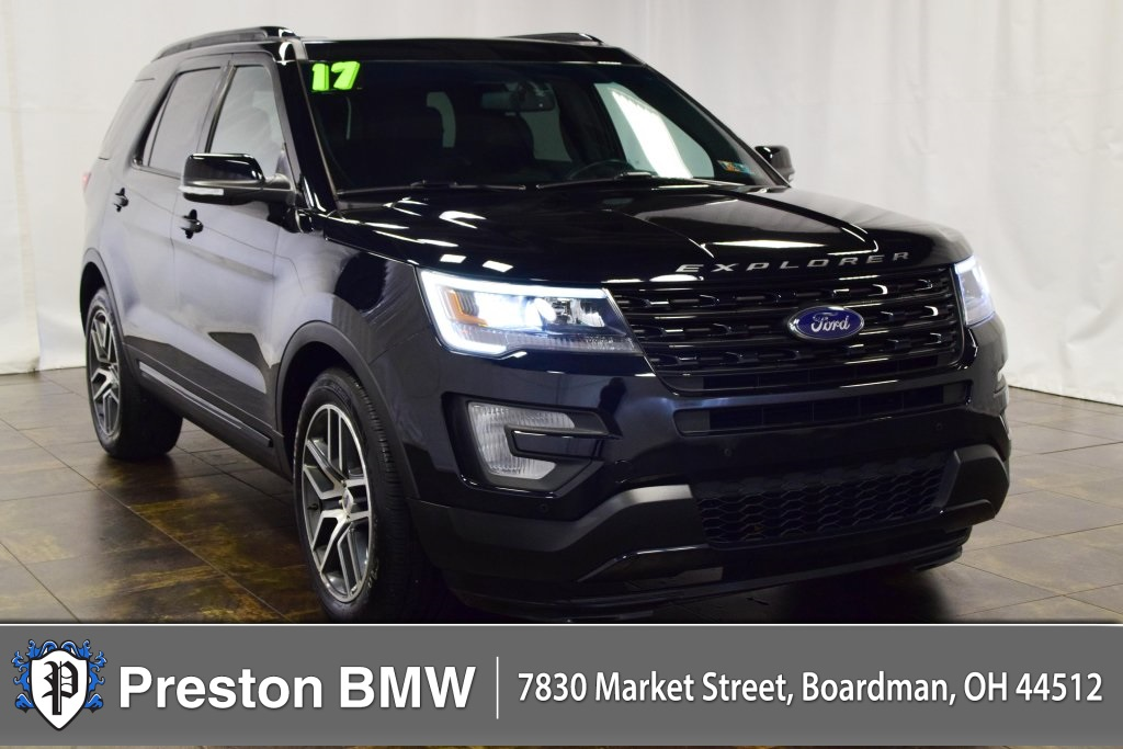 Pre Owned 2017 Ford Explorer Sport