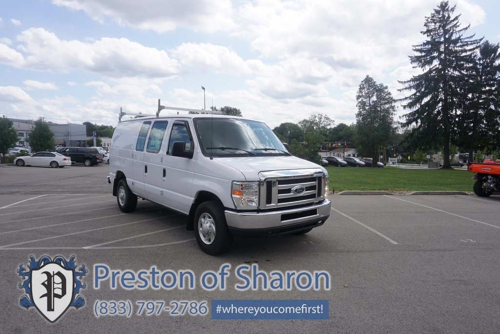 Pre-Owned 2013 Ford E-250 Commercial
