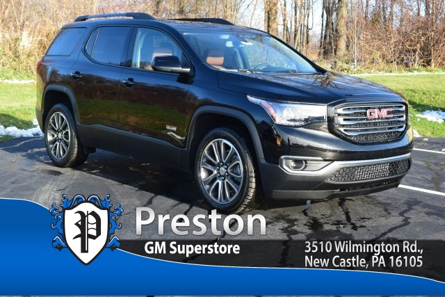 pre owned 2017 gmc acadia slt 1 4d sport utility in. Black Bedroom Furniture Sets. Home Design Ideas