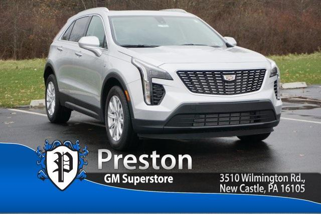 New 2019 Cadillac Xt4 Awd Luxury 4d Sport Utility In C19203