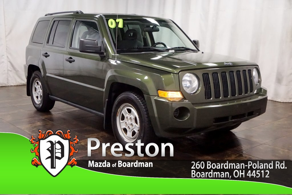 Wonderful Pre Owned 2007 Jeep Patriot Sport