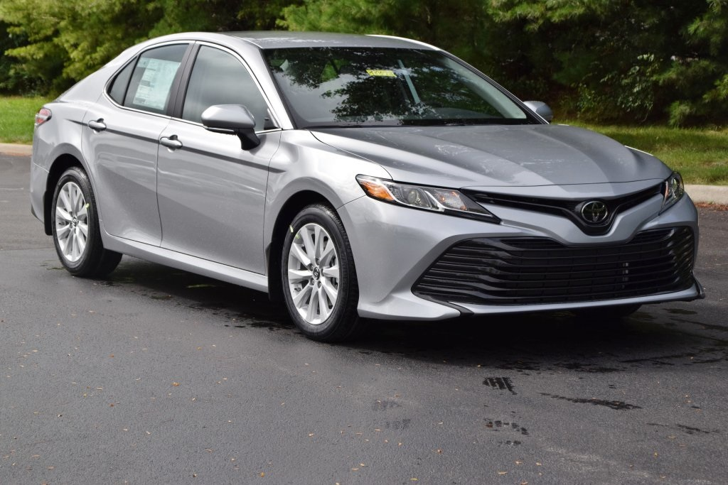 New 2019 Toyota Camry Le 4d Sedan In T19073 Preston Auto Group