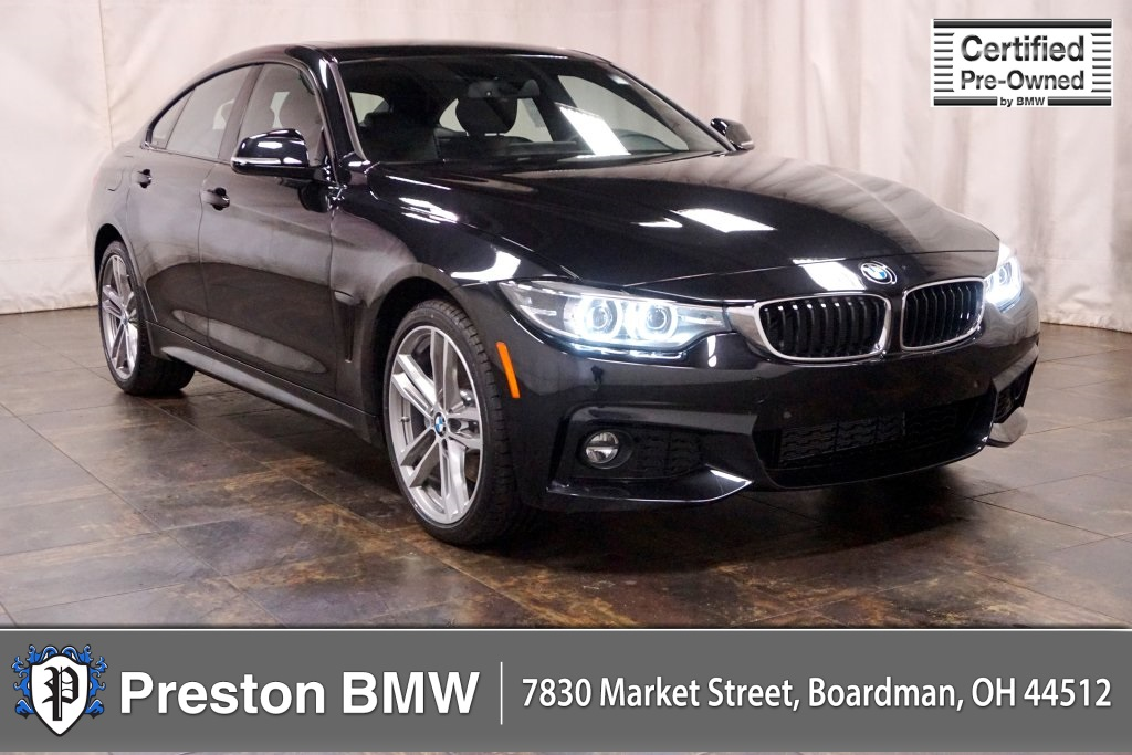 Certified Pre Owned 2018 Bmw 4 Series 430i Xdrive Gran Coupe