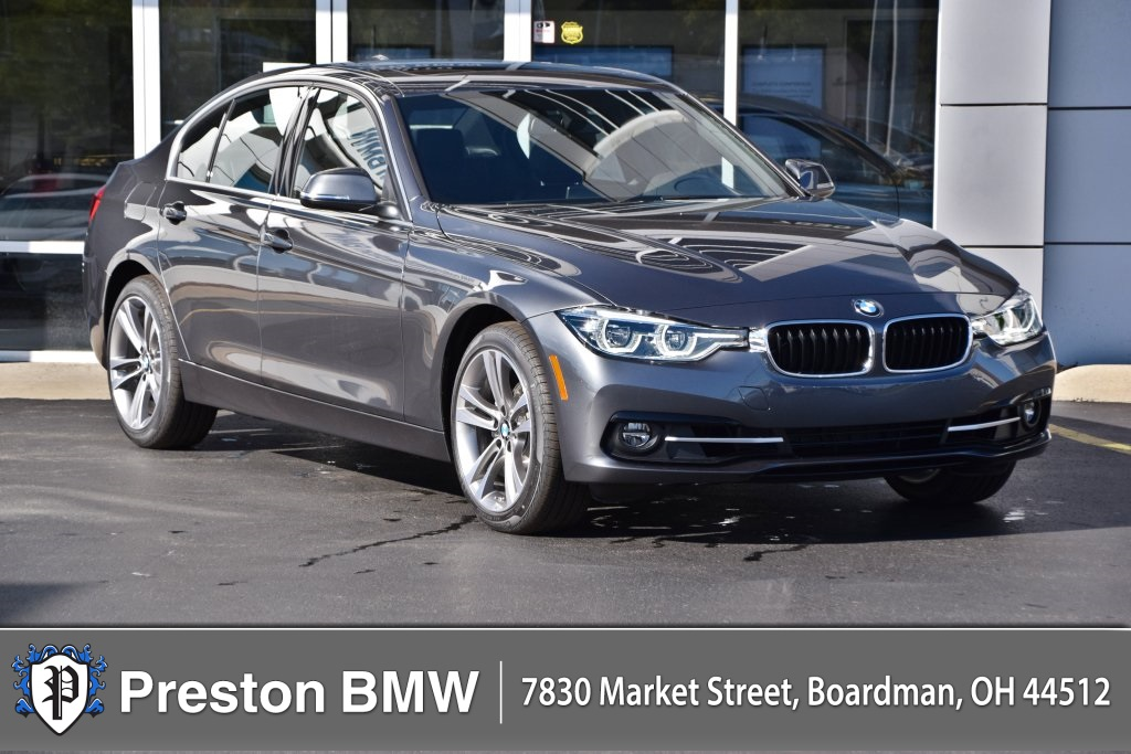 2018 BMW 3 Series >> New 2018 Bmw 3 Series 330i Xdrive With Navigation Awd