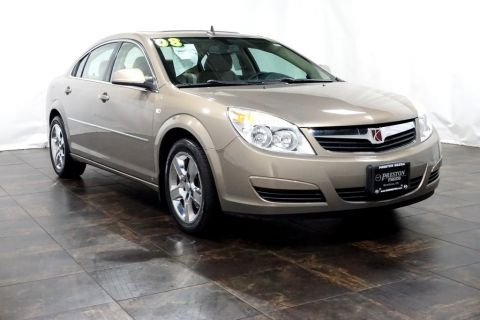 Pre-Owned 2008 Saturn Aura XE