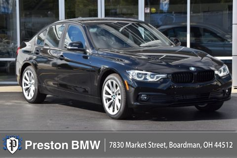 New 2018 BMW 3 Series 320i xDrive